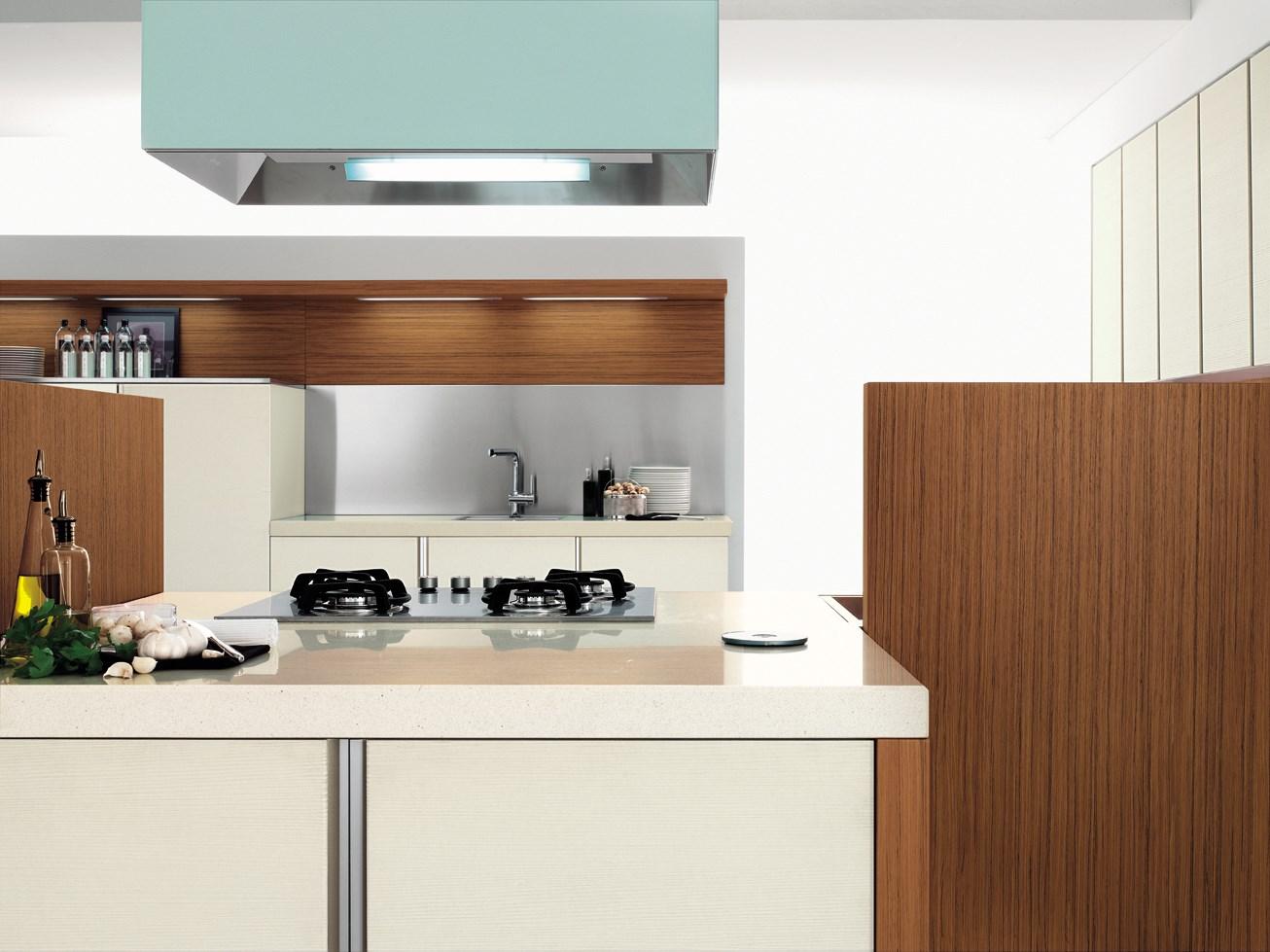 Piani da lavoro e top in quarzo per la cucina - Piani da cucina ...