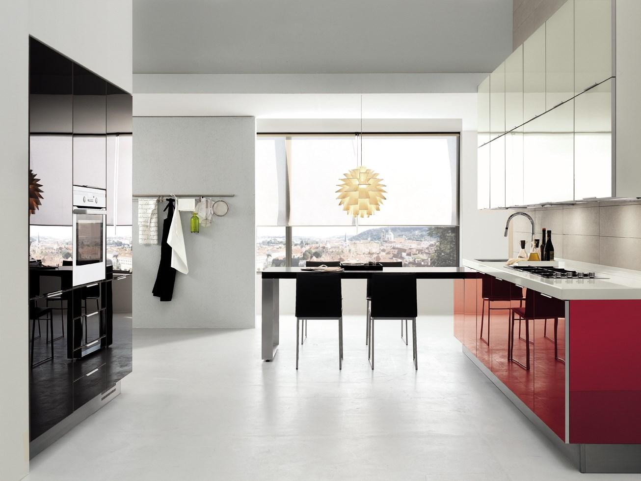 Piani da lavoro e top in quarzo per la cucina - Alzatine per cucine ...
