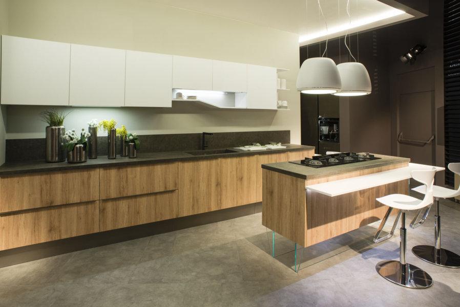 Galleria immagini top e piani da lavoro per cucina - Cucine in kerlite ...