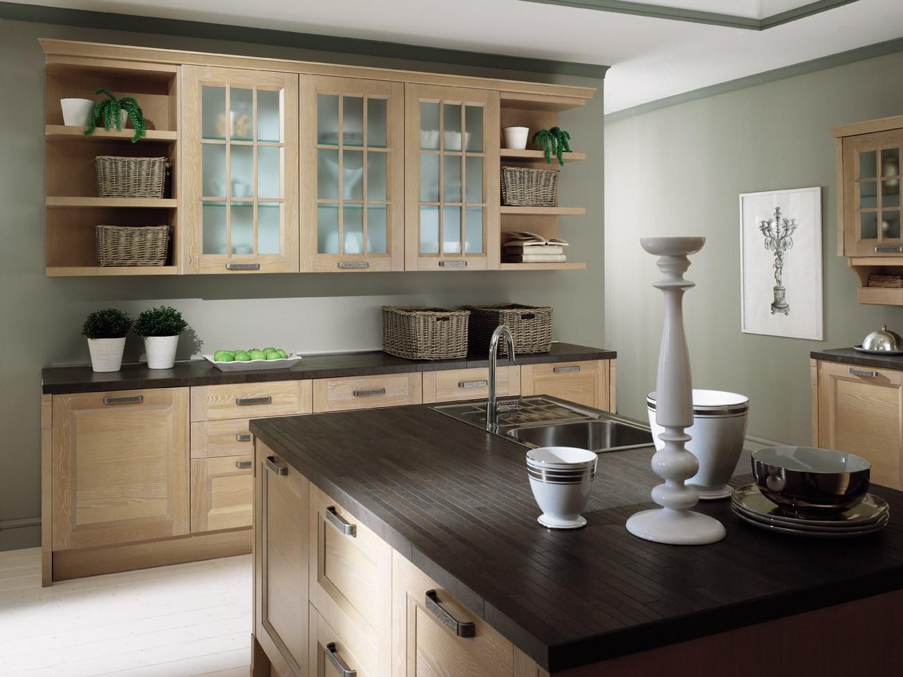Galleria immagini top e piani da lavoro per Cucina