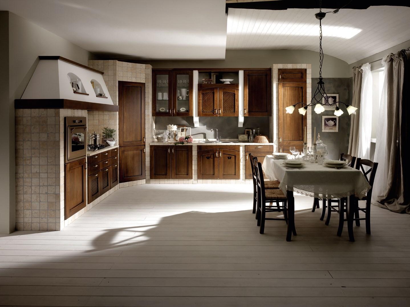 Piani da lavoro e superfici piastrellate per cucina - Piani da cucina ...